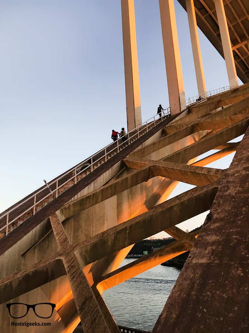 Porto Bridge Climb - the best fun things to do in Porto
