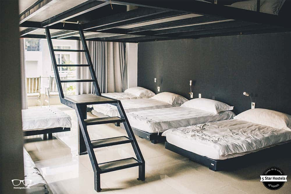 Dorm at The Common Room Project Saigon