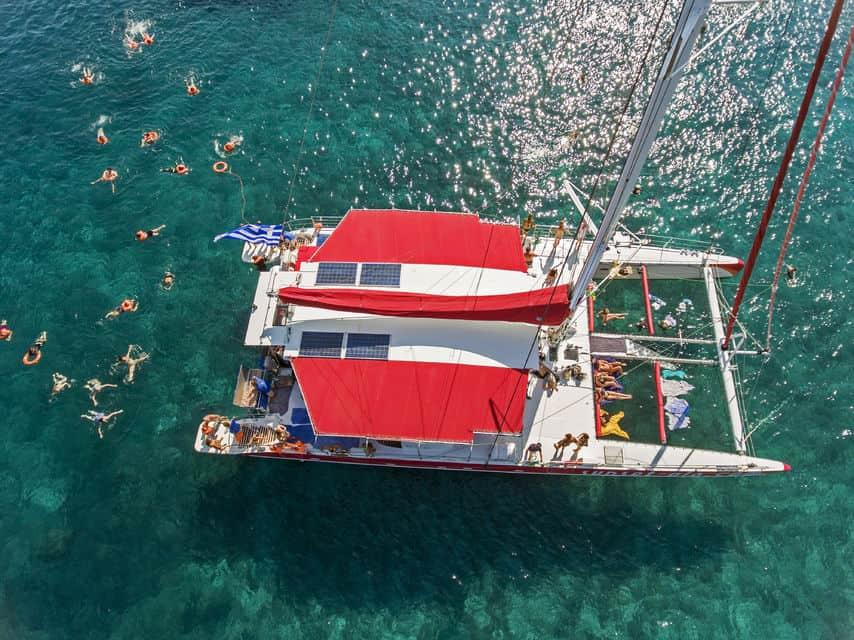 Sunset Cruise in Santorini