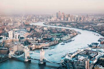 4 days London itinerary