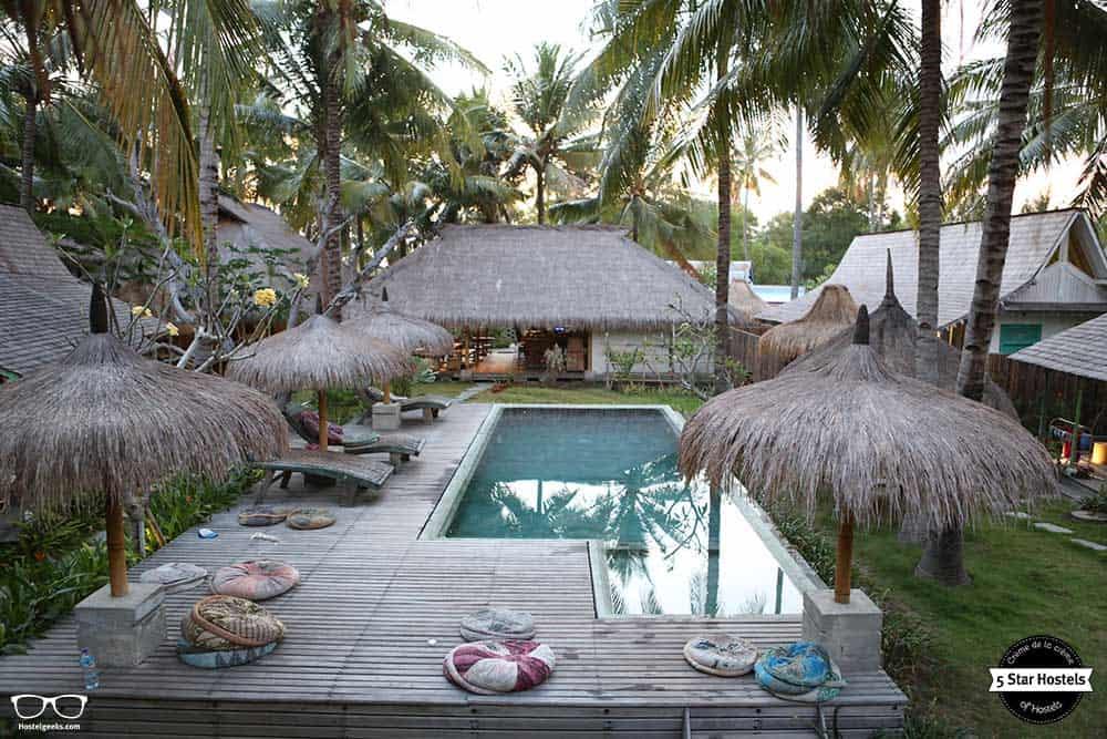 Captain coconuts swimming pool