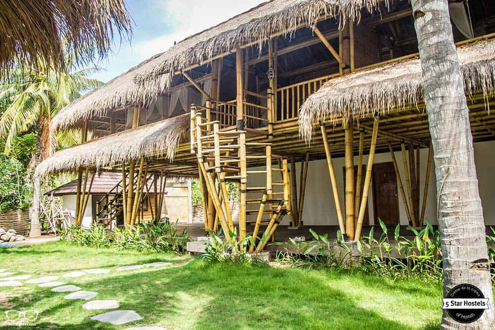 Sustainability and Hostels: a beautiful Bamboo building?