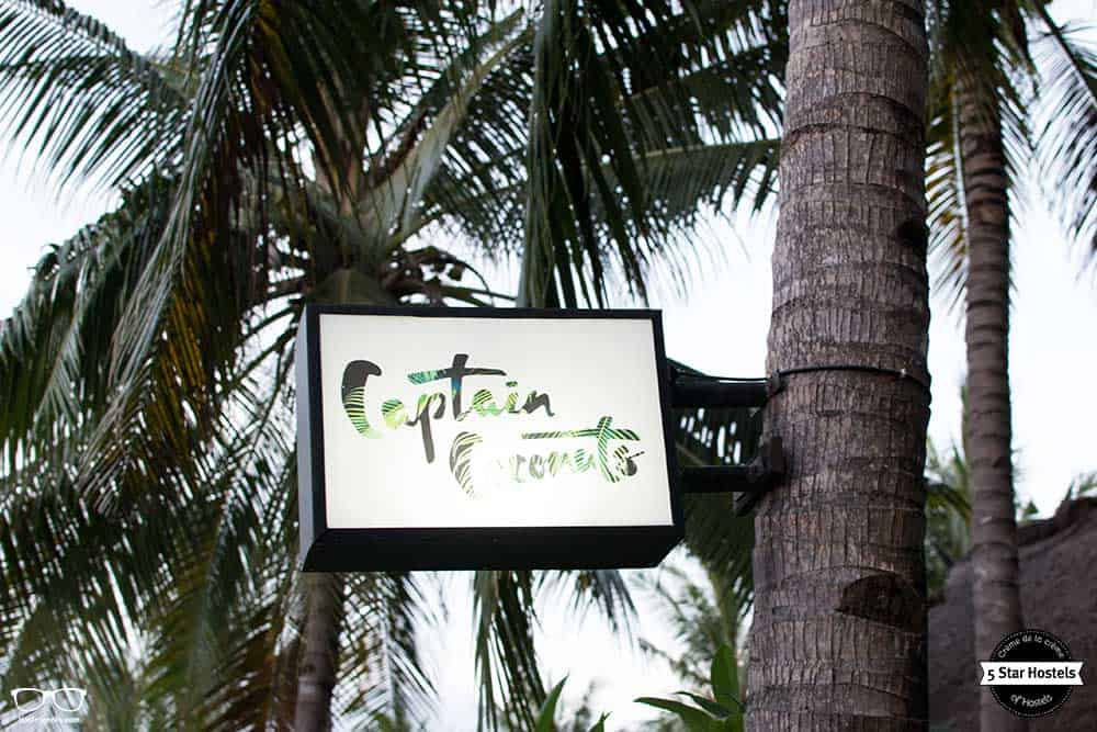 Captain Coconuts Gili Air