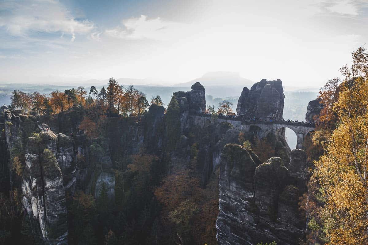 discover Dresden Elbe Sandstone Mountain