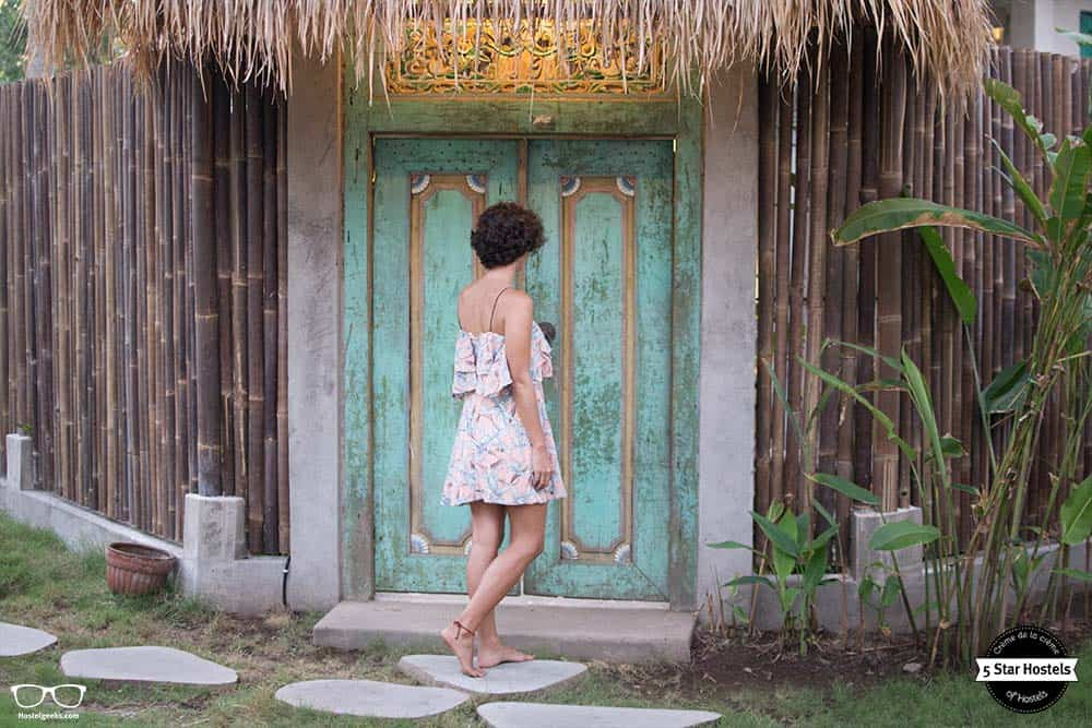 Welcome to the best hostel in Gili Air, Indonesia