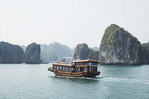 Vietnam Travel Photos - Ha Long Bay