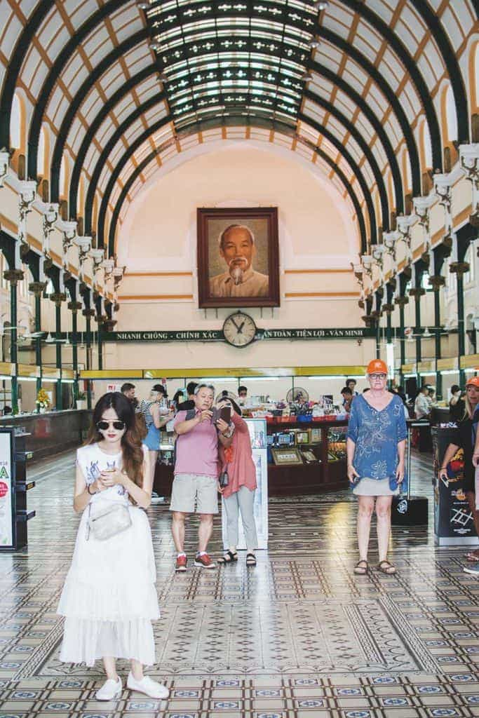 Travel Photos Ho Chi Minh City, Vietnam