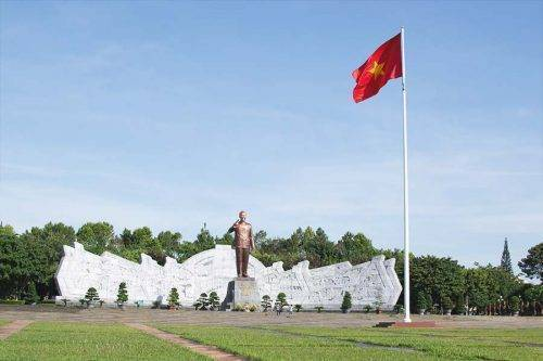 Kon Tum and Ho Chi Minh Road