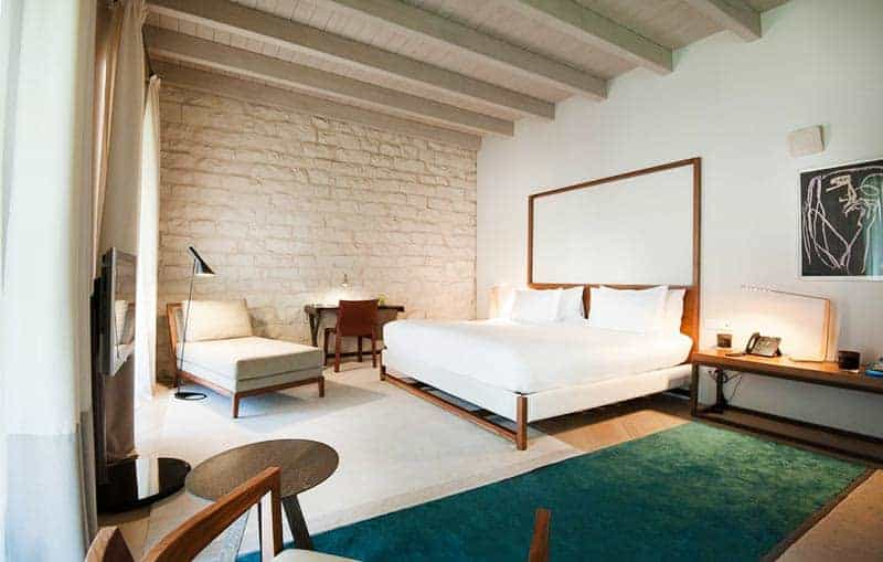 Hotel Mercer in Barcelona, perfect for couples