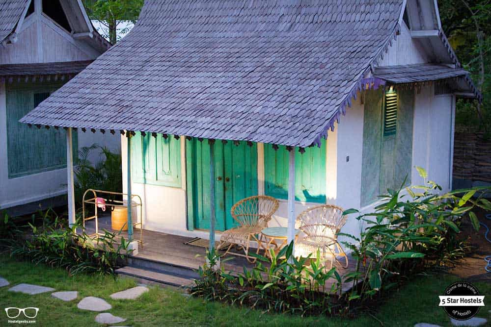 Your traditional Java House at Captain coconuts