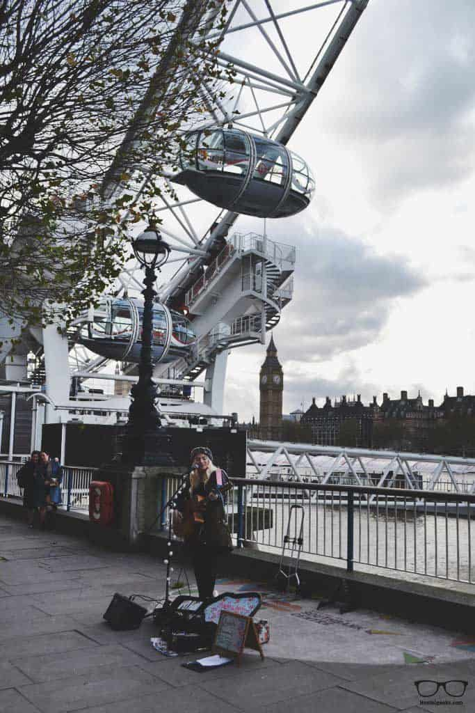 Street Music in London