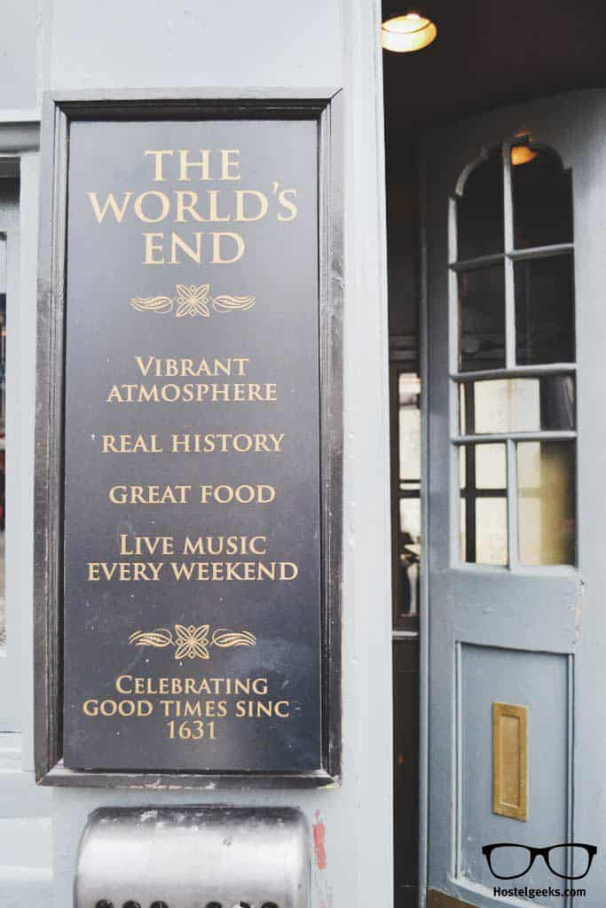 The Worlds End Pub