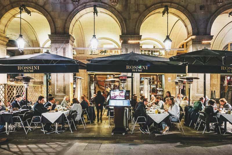 Walking Dinner Barcelona