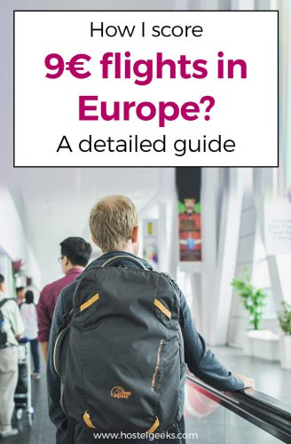 Guide to Flights in Europe