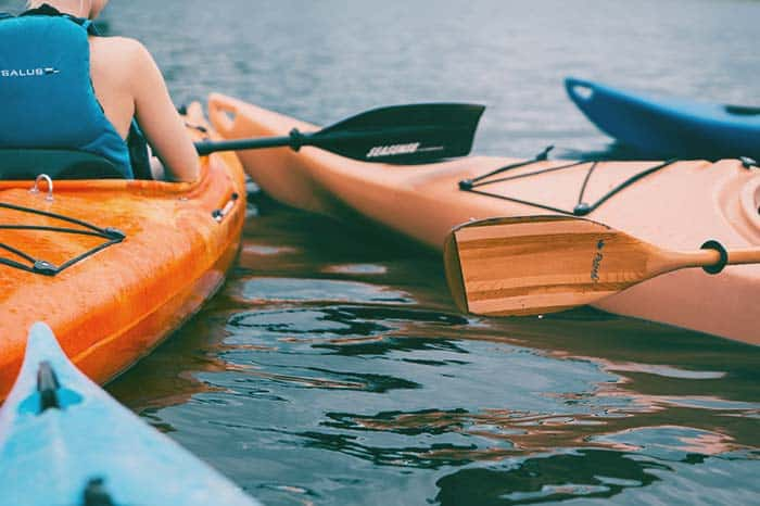 Enjoy the waters of New York City on a kayak