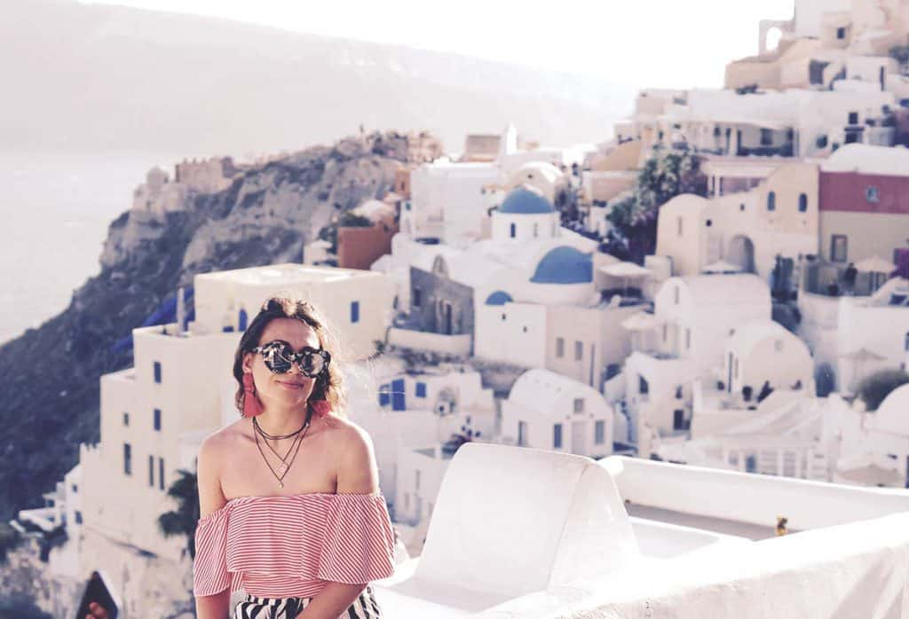 Santorini as a Backpacker's Destination? 49 Photos to Fall in Love