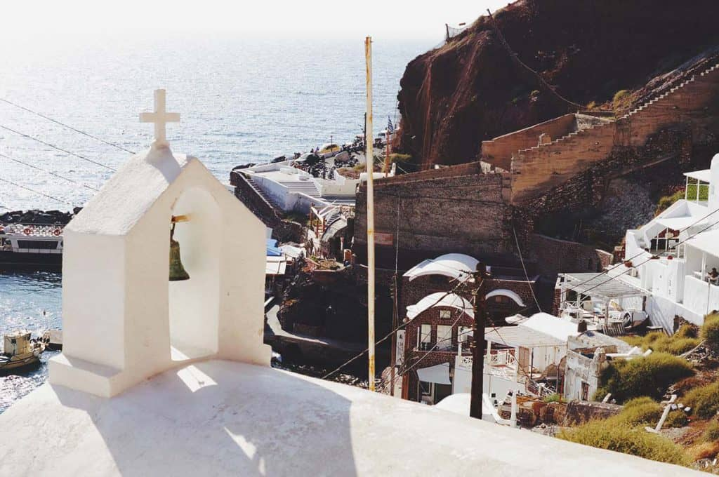 A budget guide to Santorini