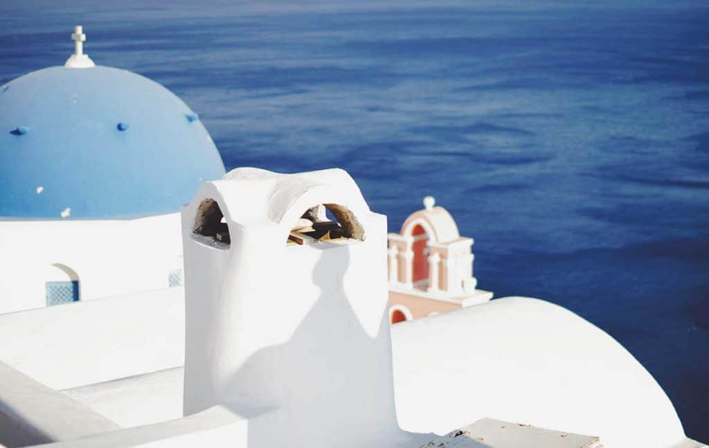 Photos from Santorini