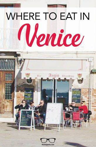 Where to eat in Venice cheaply