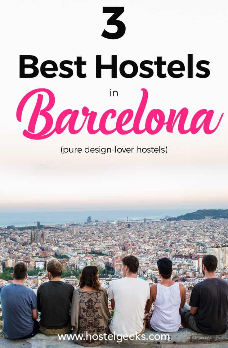 Barcelona Porn Industry 3 best + coolest hostels in barcelona 2020 (solo-travel + map)