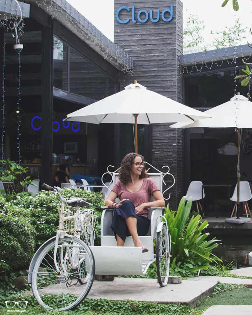 Cloud Cafe, one of the Best Coffee shops in Da Nang