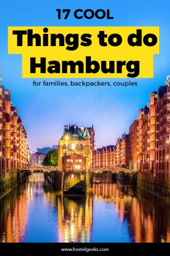 17 Cool Things To Do in Hamburg - Fischbrötchen, Boat-Bus and the Beatles