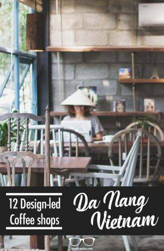design-led coffee shops Da Nang