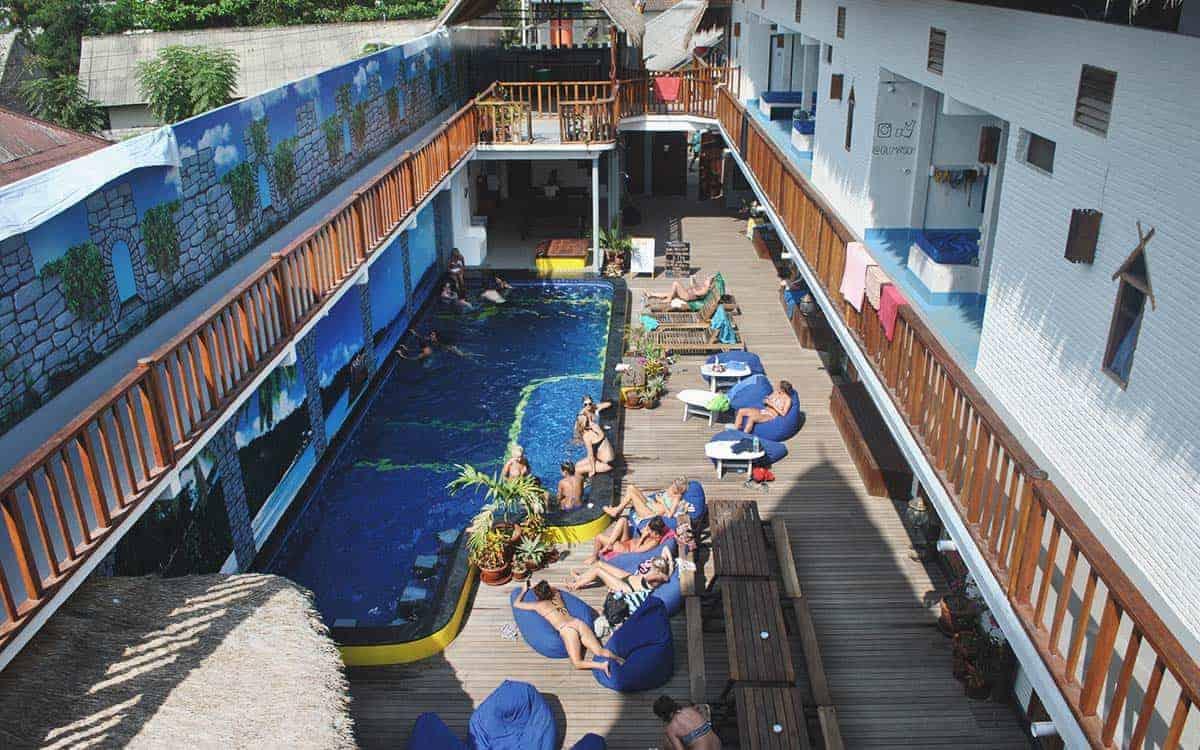 Gili Mansion, a mansion on a paradisiac island