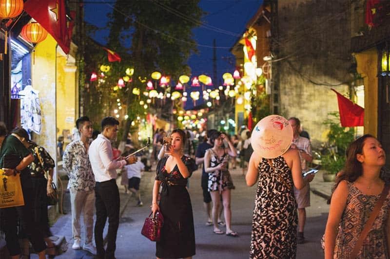 Activities in teens do in vietnam