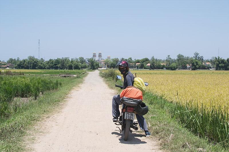 Motorbike Tour in Vietnam