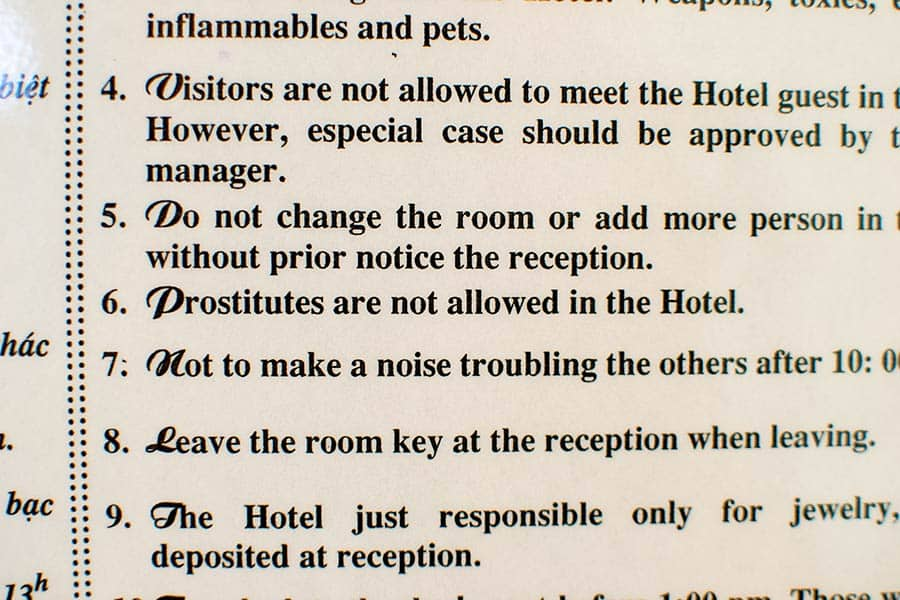 19 Must-Know Hostel Etiquette and Rules 2019 (+ HOW to make