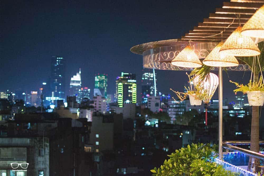 Roof Top Terrace in Saigon