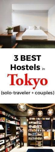 3 Best Hostels in Tokyo - the hostel guide