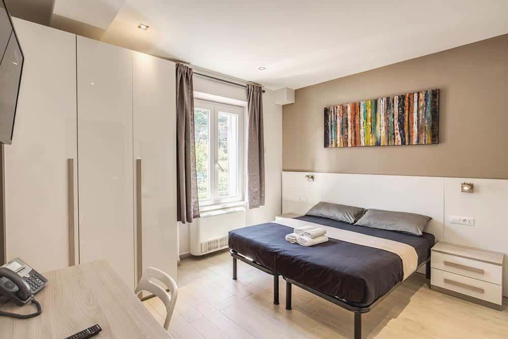 Private cozy room at The Bricks Hostel