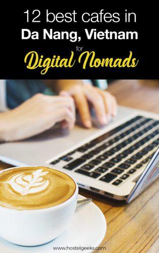 Best Coffee shops Da Nang for digtial nomads