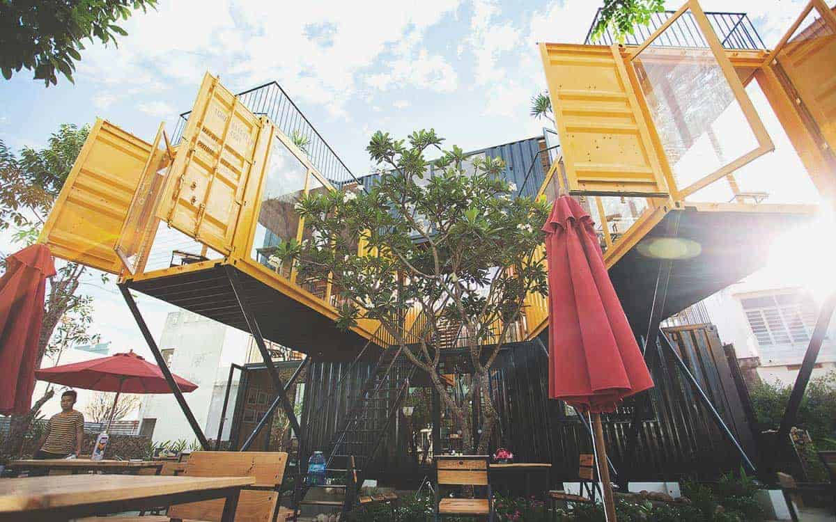 12 Gorgeous Coffee Shops in Da Nang, Vietnam (Daily Design Shot and WiFi fast as lightning)
