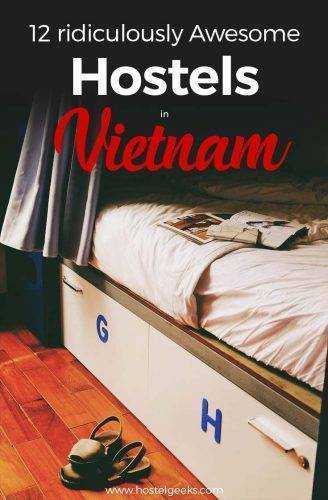 The best hostels in Vietnam