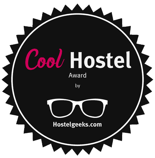 Cool Hostels Award