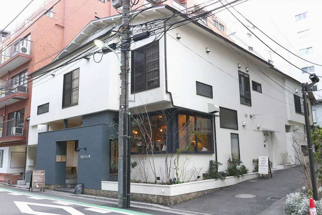 Kaisu Hostel, one of the best hostels in Tokyo