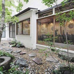 Relax at Kaisu Hostel garden
