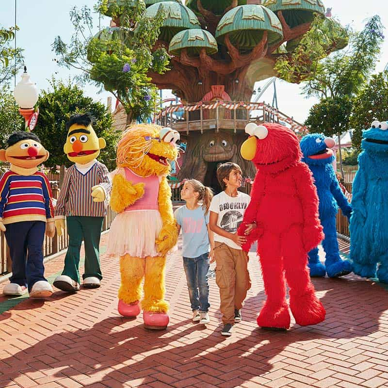 Portaventura Experience for Kids