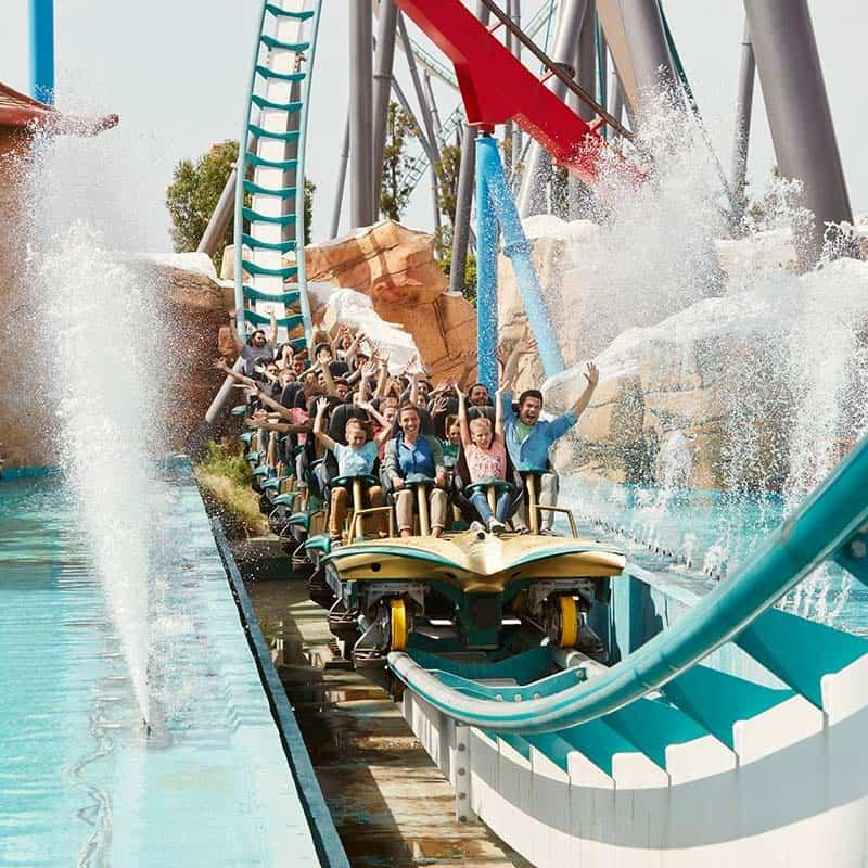 Have a splash at Portaventura