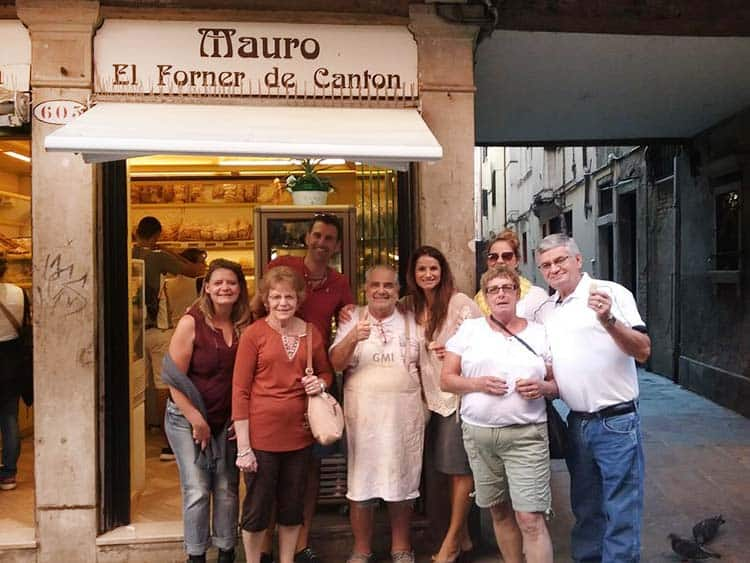 Food Tour in Venice