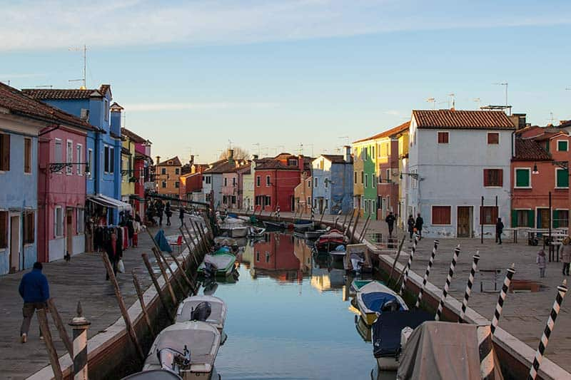 Where to eat in Burano