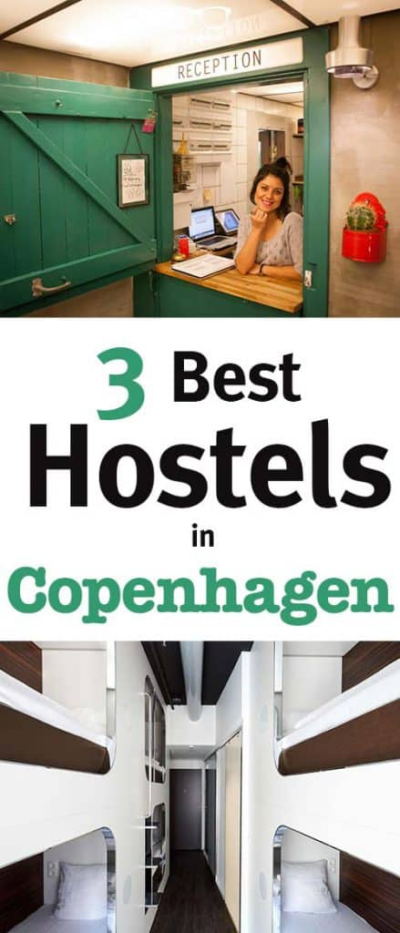 Best Hostels in Copenhagen - a list of hipster cool budget accommodations