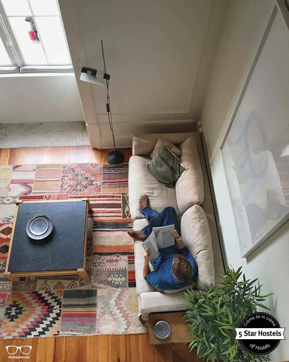 Boutique Hostel par excellence: The Suite at The Passenger