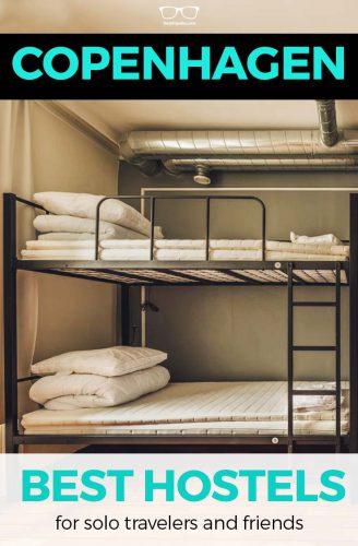 Best hostels for solo travelers in Copenhagen