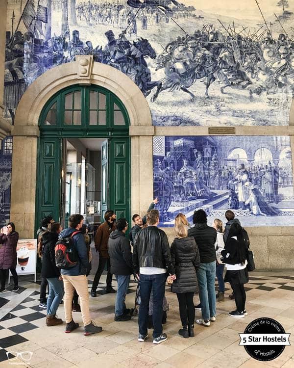 Free Things to do in Porto - FREE Walking Tour