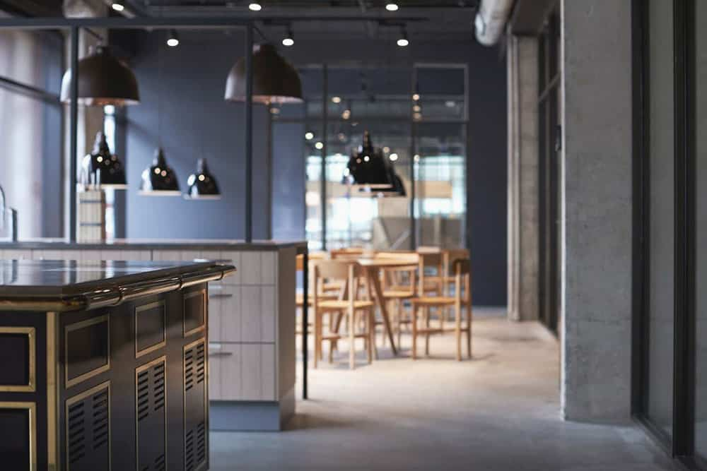 Cook at Copenhagen Steelhouse