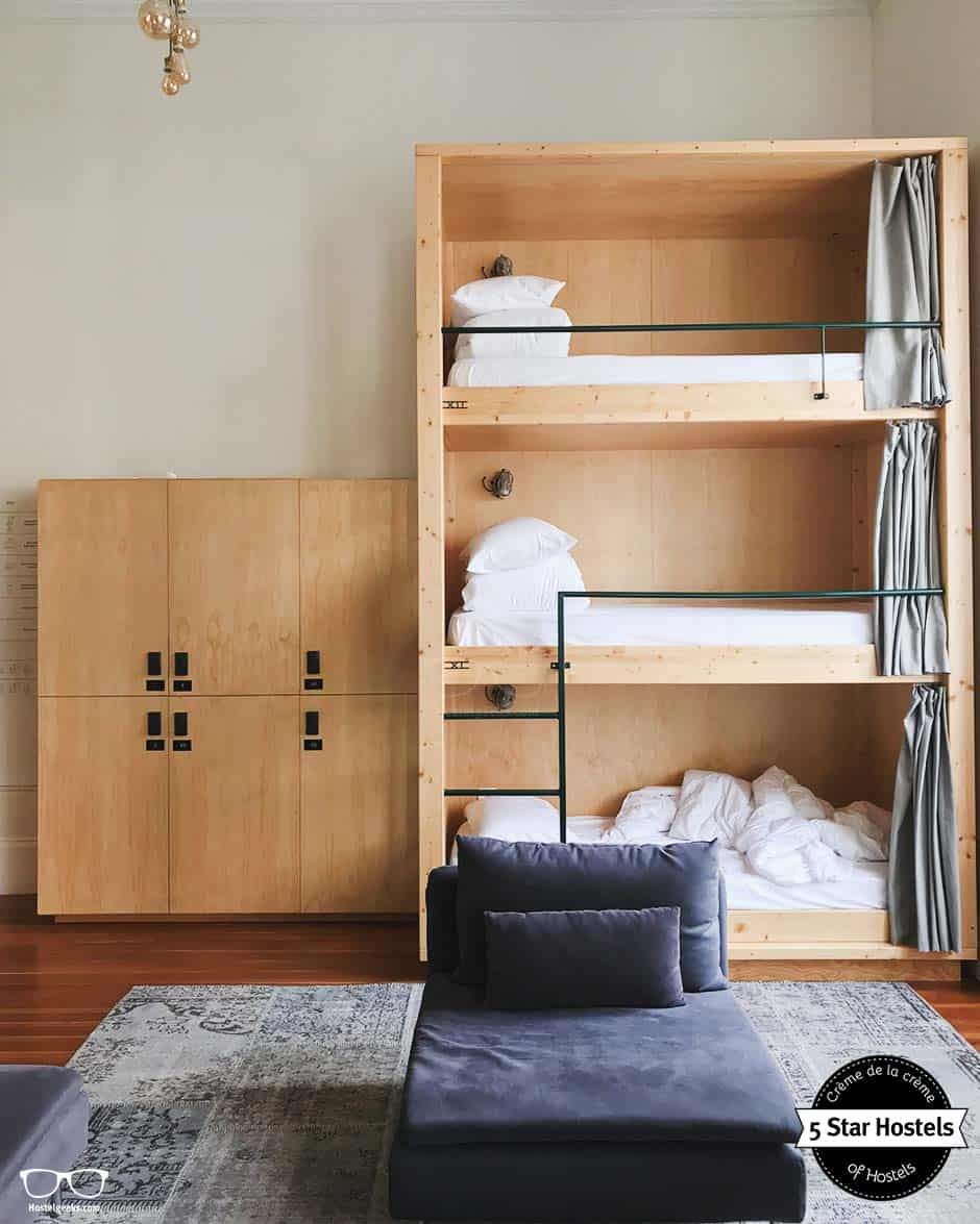 The dorm for Solo-Female-Travelers only